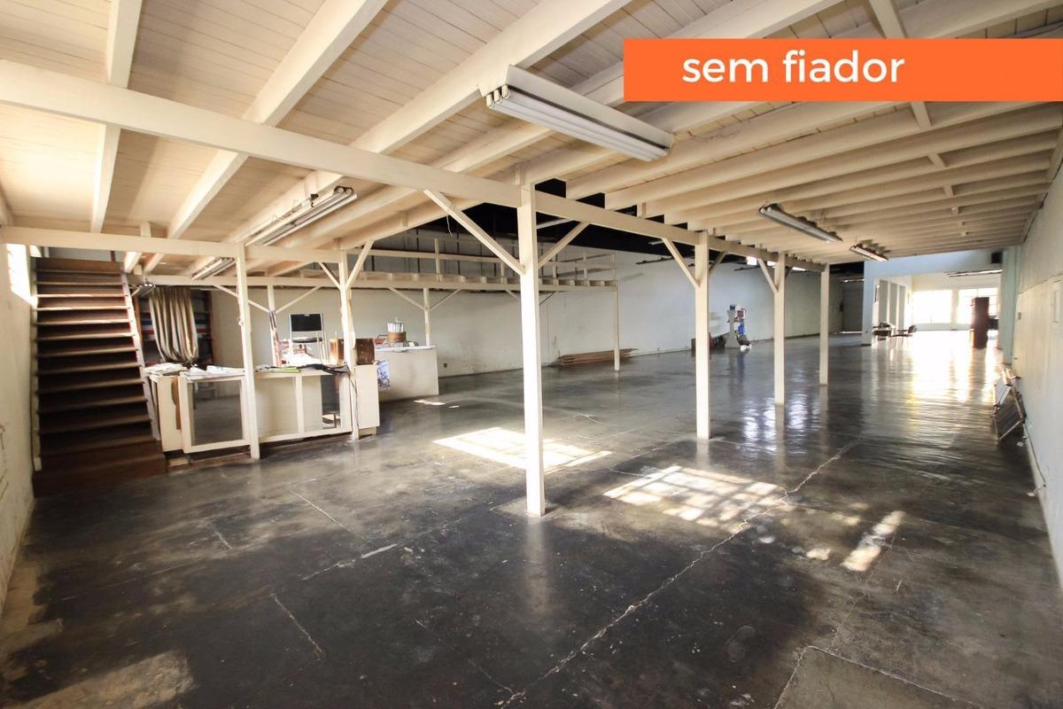 barracão comercial em bragança paulista - sp - ba0015
