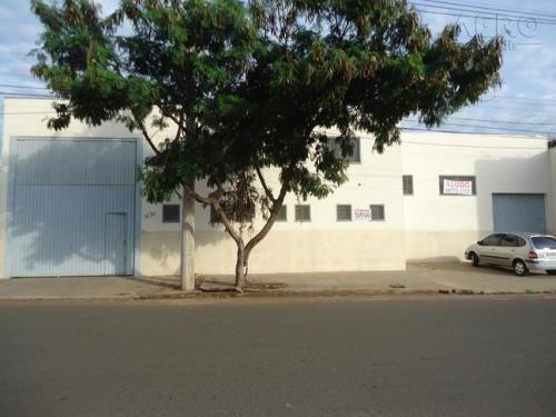 barracão comercial para locação, distrito industrial domingos biancardi, bauru - ba0088. - ba0088