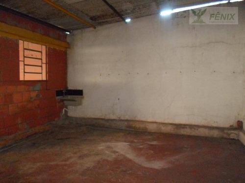 barracão comercial para locação, guaíra, curitiba. - ba0004