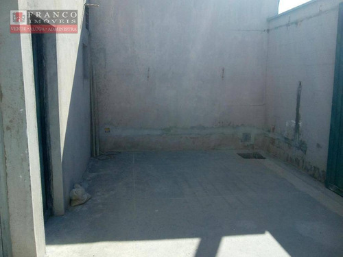 barracão comercial para locação, lenheiro, valinhos. - ba0011