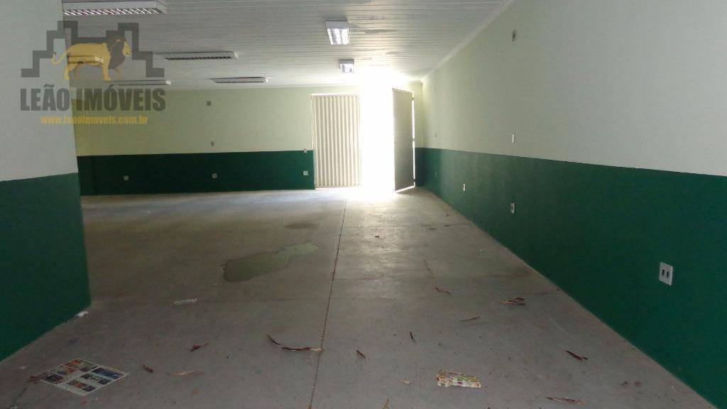 barracão  comercial para locação, parque bom retiro, paulínia. - ba0069