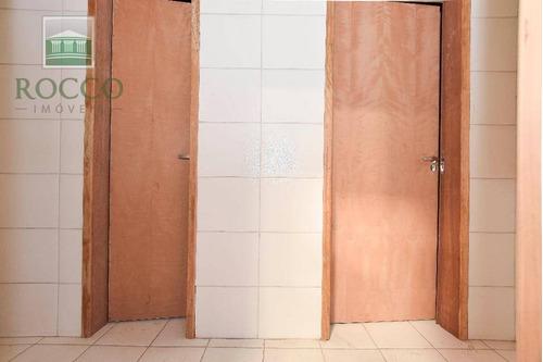 barracão  comercial para locação, roseira, são josé dos pinhais. - ba0001