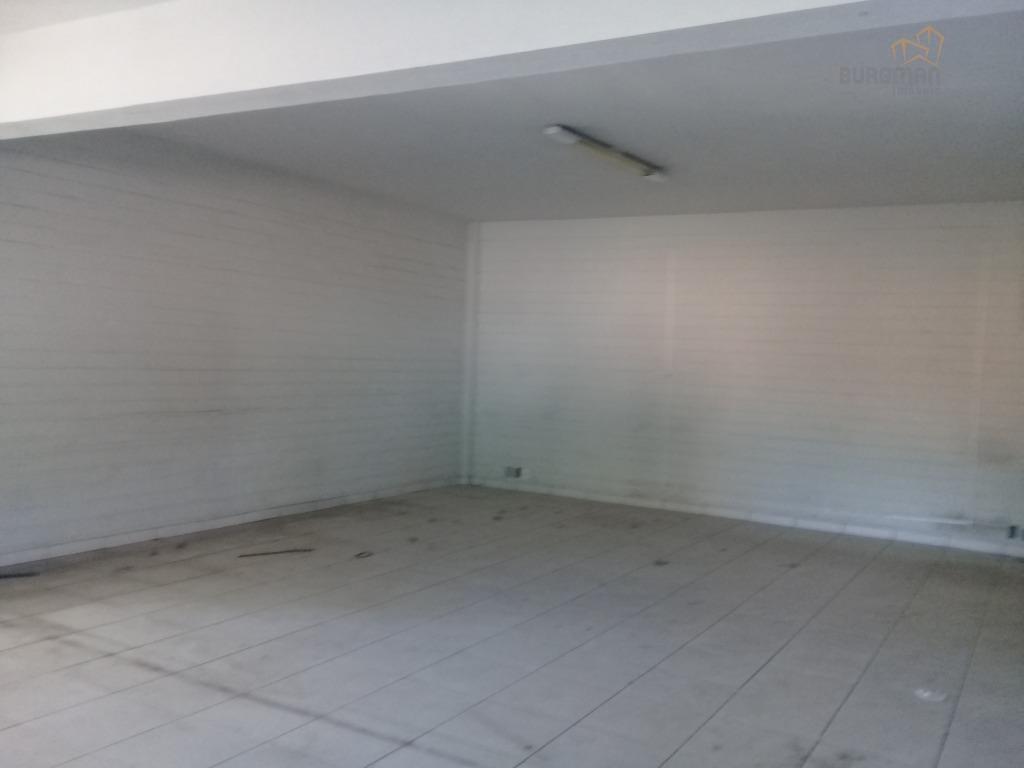 barracão comercial para locação, umbará, curitiba. - ba0007