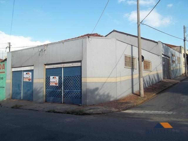 barracão comercial para locação, vila são joão, limeira - ba0017. - ba0017