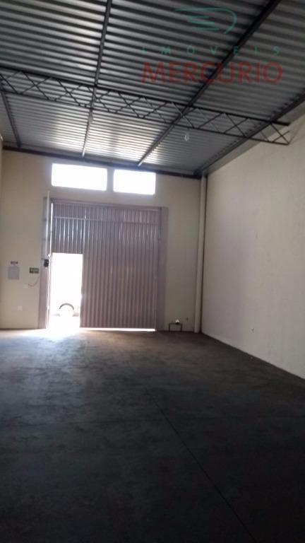 barracão comercial para venda e locação, parque paulista, bauru. - ba0068