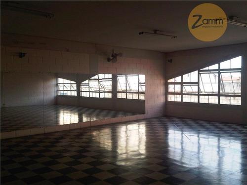 barracão comercial para venda e locação, parque prado, campinas - ba0037. - ba0037