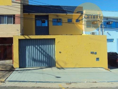 barracão comercial para venda e locação, vila marieta, campinas. - codigo: ba0041 - ba0041