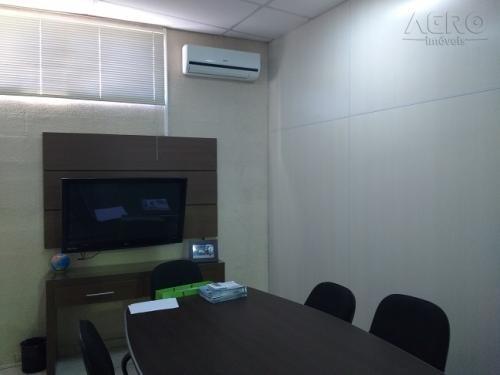 barracão comercial à venda, distrito industrial iii, bauru - ba0067. - ba0067