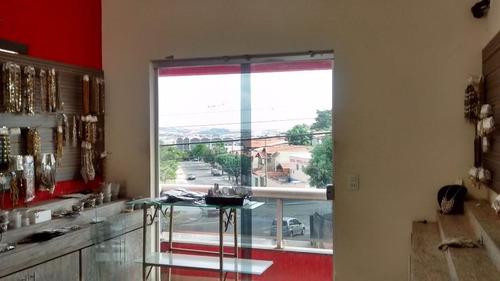 barracão comercial à venda, parque hipólyto, limeira. - codigo: ba0042 - ba0042