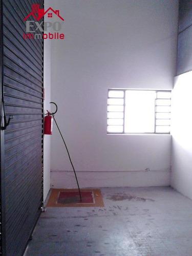 barracão industrial para locação, jardim do trevo, campinas. - ba0022