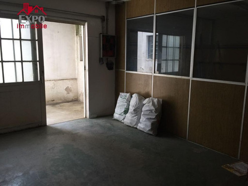 barracão industrial para locação, jardim do trevo, campinas. - ba0076