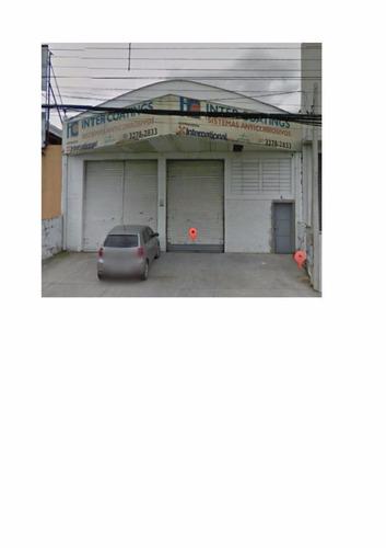 barracão industrial para locação, jardim do trevo, campinas. - codigo: ba0044 - ba0044