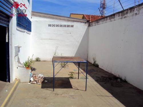 barracão industrial para locação, jardim santa genebra, campinas. - ba0032