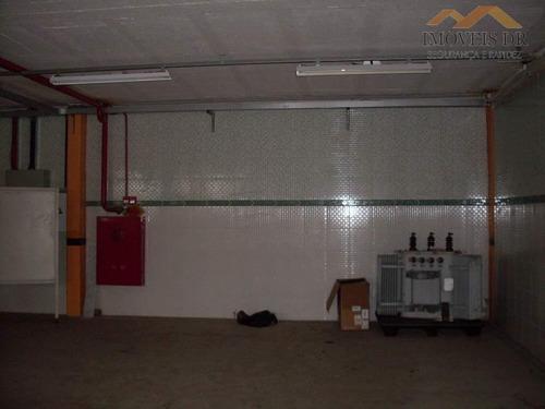 barracão  industrial para venda e locação, mansões santo antônio, campinas. - ba0005