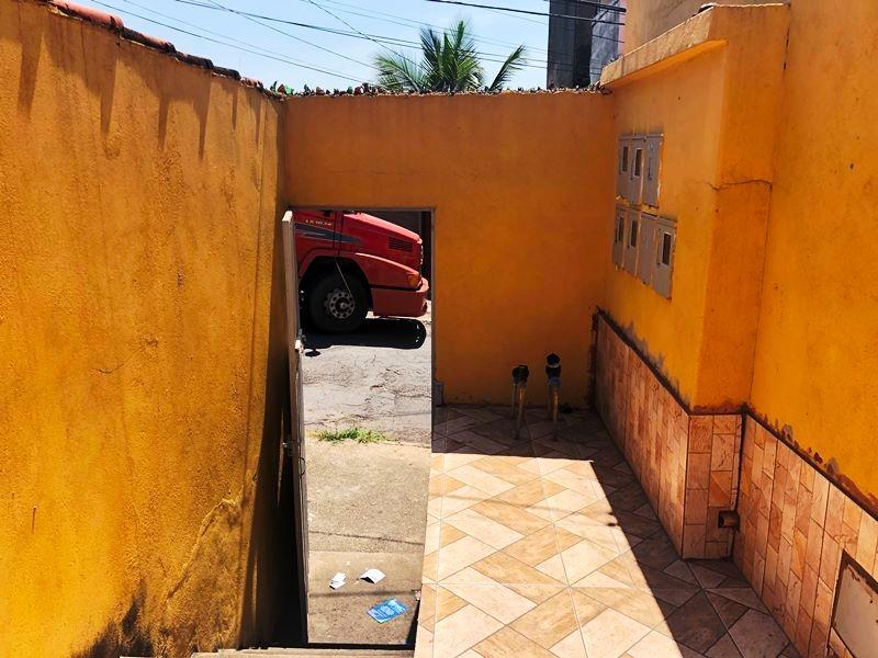 barração no bairro nova cintra com 01 sala, 01 quarto, cozinha, banheiro e área de serviço, todo independente. - 1417