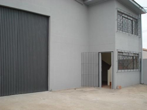 barracão para alugar - 00077.004