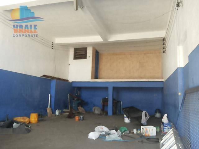 barracão para alugar, 100 m² por r$ 1.500/mês - jardim novo campos elíseos - campinas/sp - ba0215