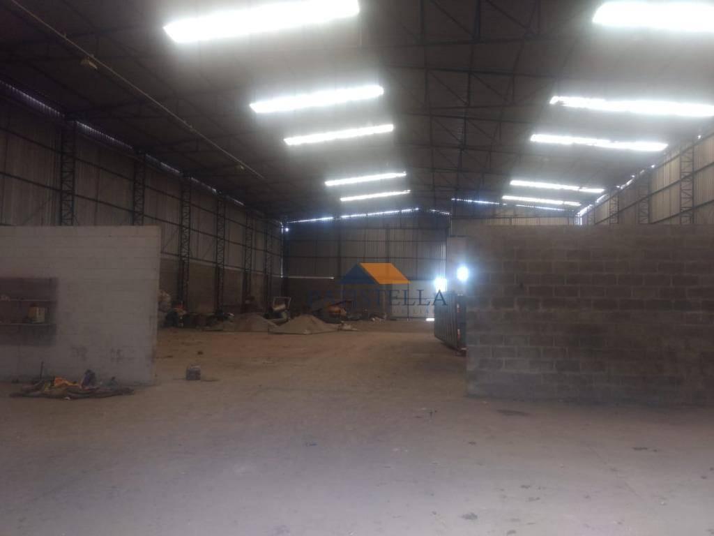 barracão para alugar, 2000 m² por r$ 20.000/mês - limeira - limeira/sp - ba0081