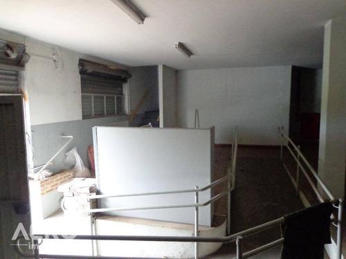 barracão para alugar, 700 m² por r$ 3.000/mês - distrito industrial domingos biancardi - bauru/sp - ba0135