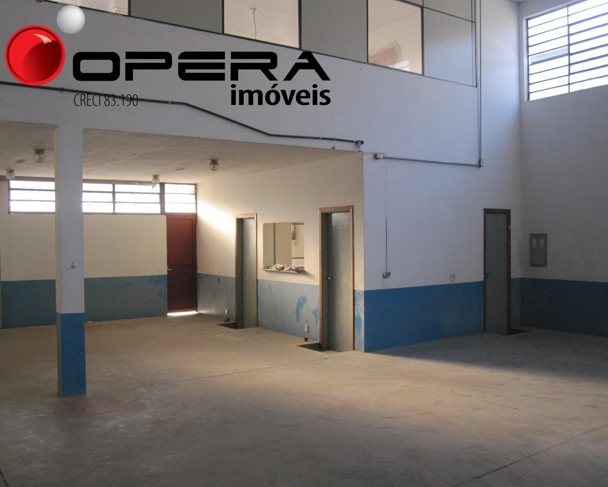 barracão para aluguel em jardim do trevo - ba001364