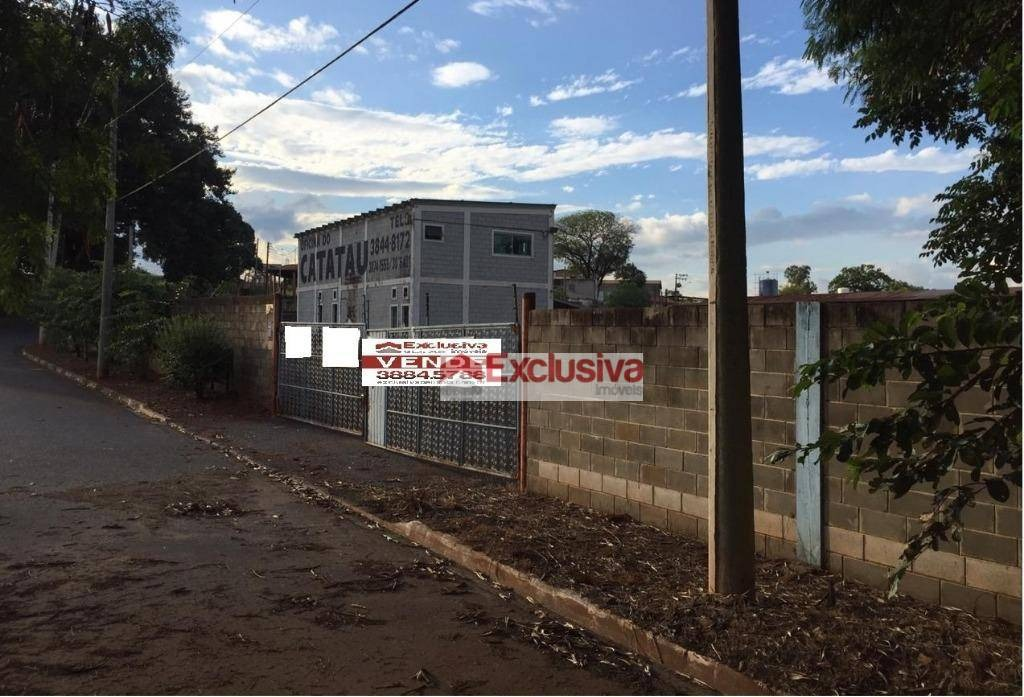 barracão à venda, 2500 m² por r$ 12.000.000 - santa terezinha - paulínia/sp - ba0026