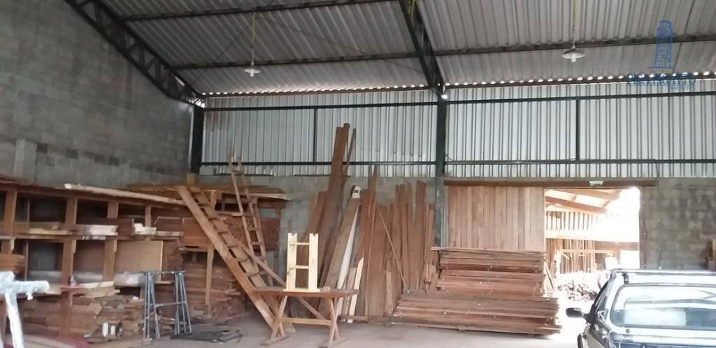 barracão à venda, 400,00 m² por r$ 850.000,00 parque dos servidores  - paulínia/sp - ba0080