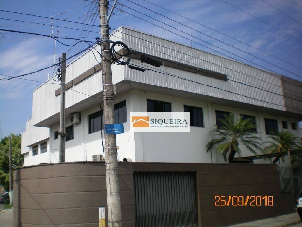 barracão à venda, 667 m² por r$ 1.200.000 - além ponte - sorocaba/sp - ba0074