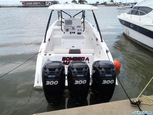 barracuda 36 pies año 2014 cuddy