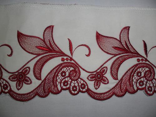 barrado richilieu por metro lençol banho cortina pano prato