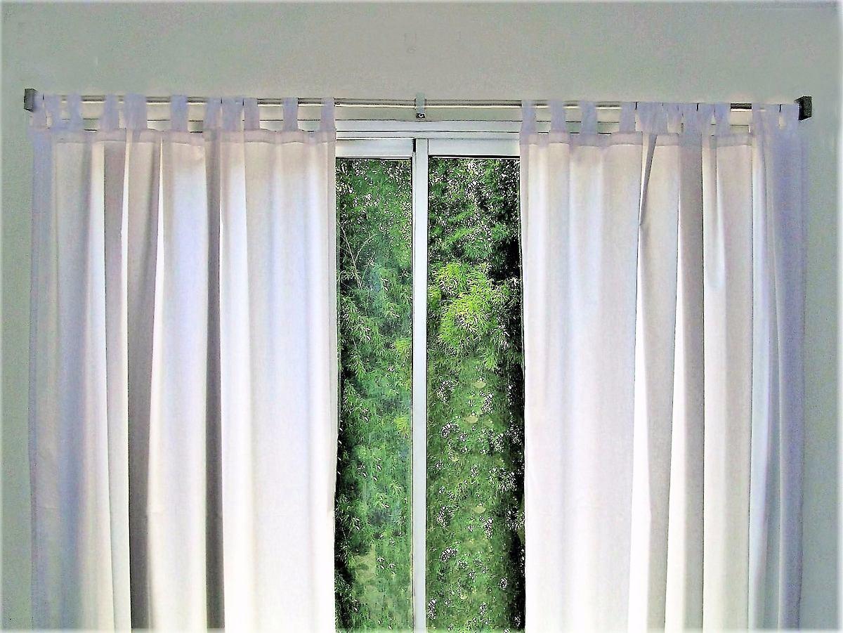 Cortinas para ventana de bao elegant trendy great cargando zoom with cortina ventana with - Soportes para cortinas ...