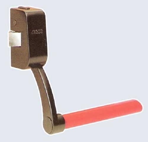 barral antipánico jaque 290 push simple c/acceso pomo  llave