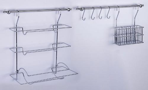barral organizador de cocina de 8 piezas
