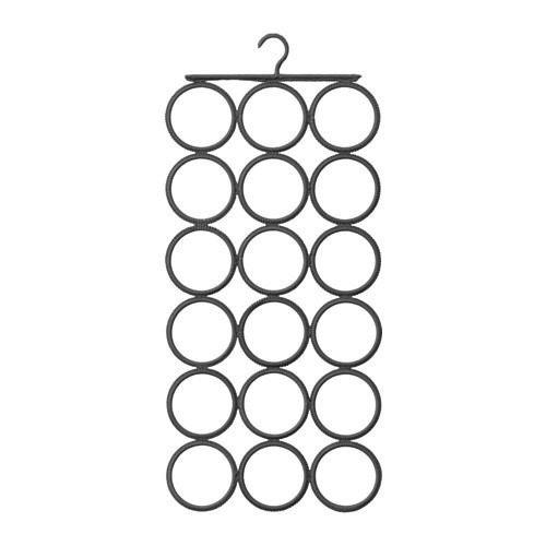 barral para ropa 50cm komplement ikea suecia color gris