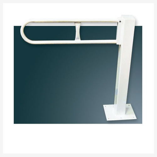 barral rebatible con columna baño durlock construccion seco