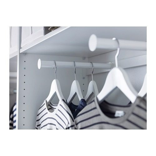 barral ropa extensible 100x35cm komplement ikea suecia blanc
