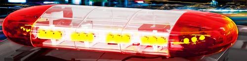 barral  sos  luminico led 600 mm  c/4 triopticos led