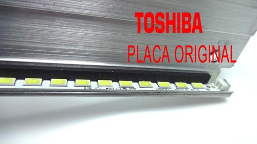 barramento de led toshiba le4057i(a) semi novo