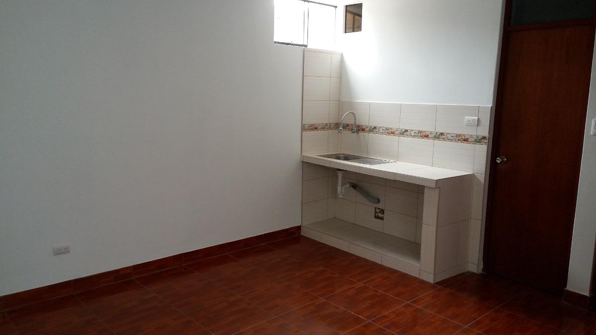 barranco habitación c/cocina 1 ambientey baño