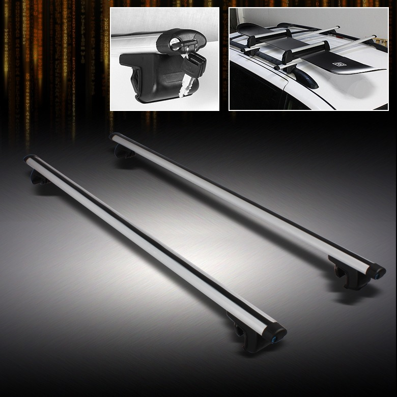 barras aluminio porta equipaje de toldo fiat palio
