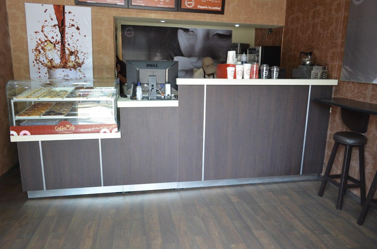 Barras cafeteria crepas mesas y sillas en - Sillas para cafeterias ...