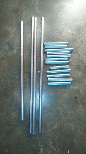 barras de 1/2pulgada y 1 pulgadas acero inoxidable