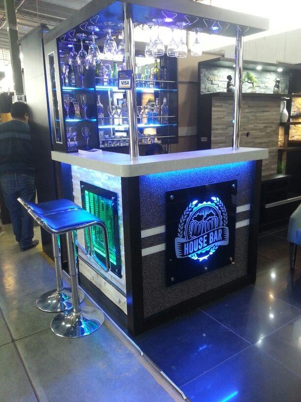 Barras de bar para discotecas karaokes y bares env o a - Barra de bar en casa ...