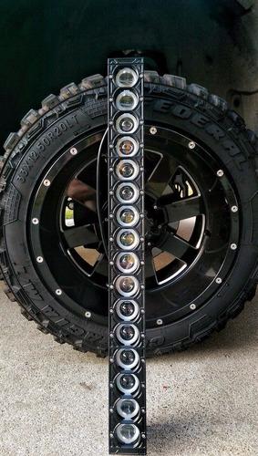 barras de cree led camioneta off road high output 4x4