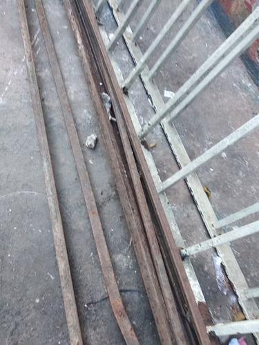barras de ferro