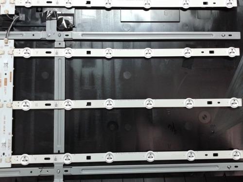 barras de leds -tv sony - kdl-46r485 - ( o par - a e b )