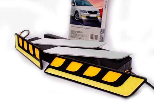 barras de luz led kit par auxiliar direccional y de cuartos