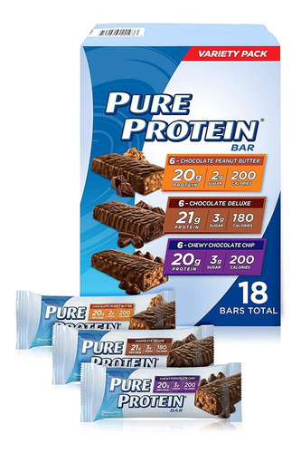 barras de proteinas