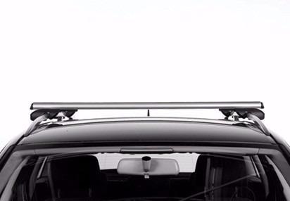 barras de techo en aluminio renault sandero