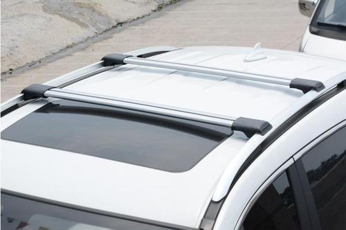barras de techo  transversales chevrolet captiva / zofree