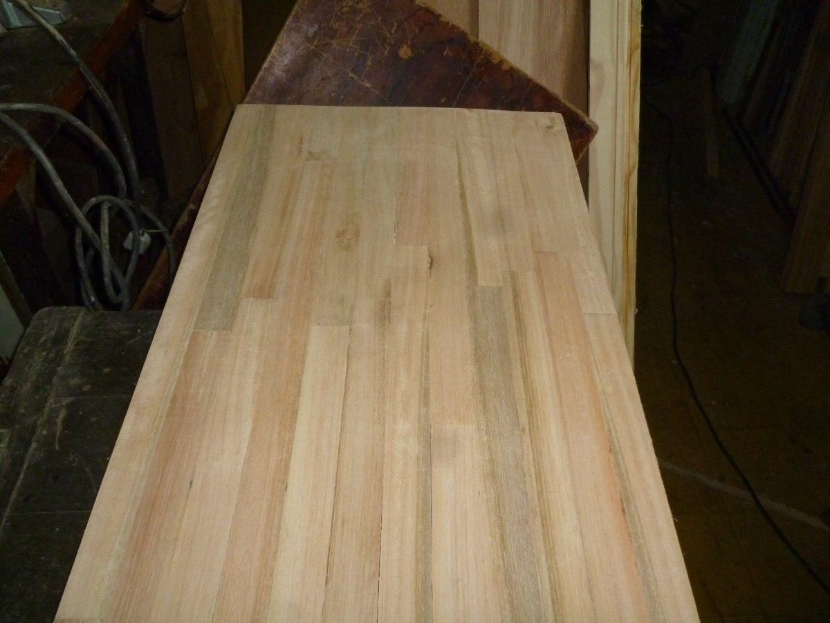 Barras en madera tipo finger cocinas bares desayunadores - Barras de cocina de madera ...